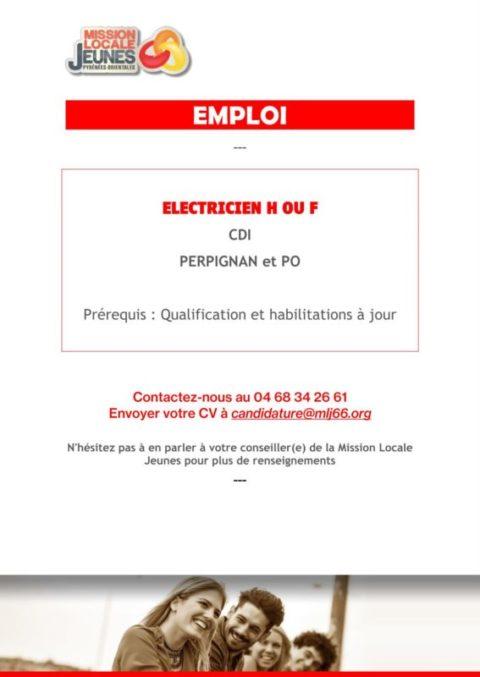[#EMPLOI ] – CDI – Perpignan