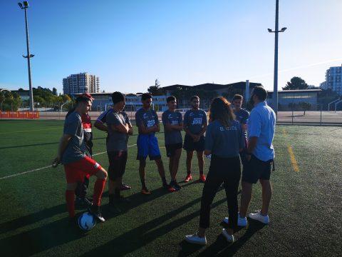 La Mission Locale Jeunes en Action: le Foot pour agir !  MLJ Tour Foot 2019