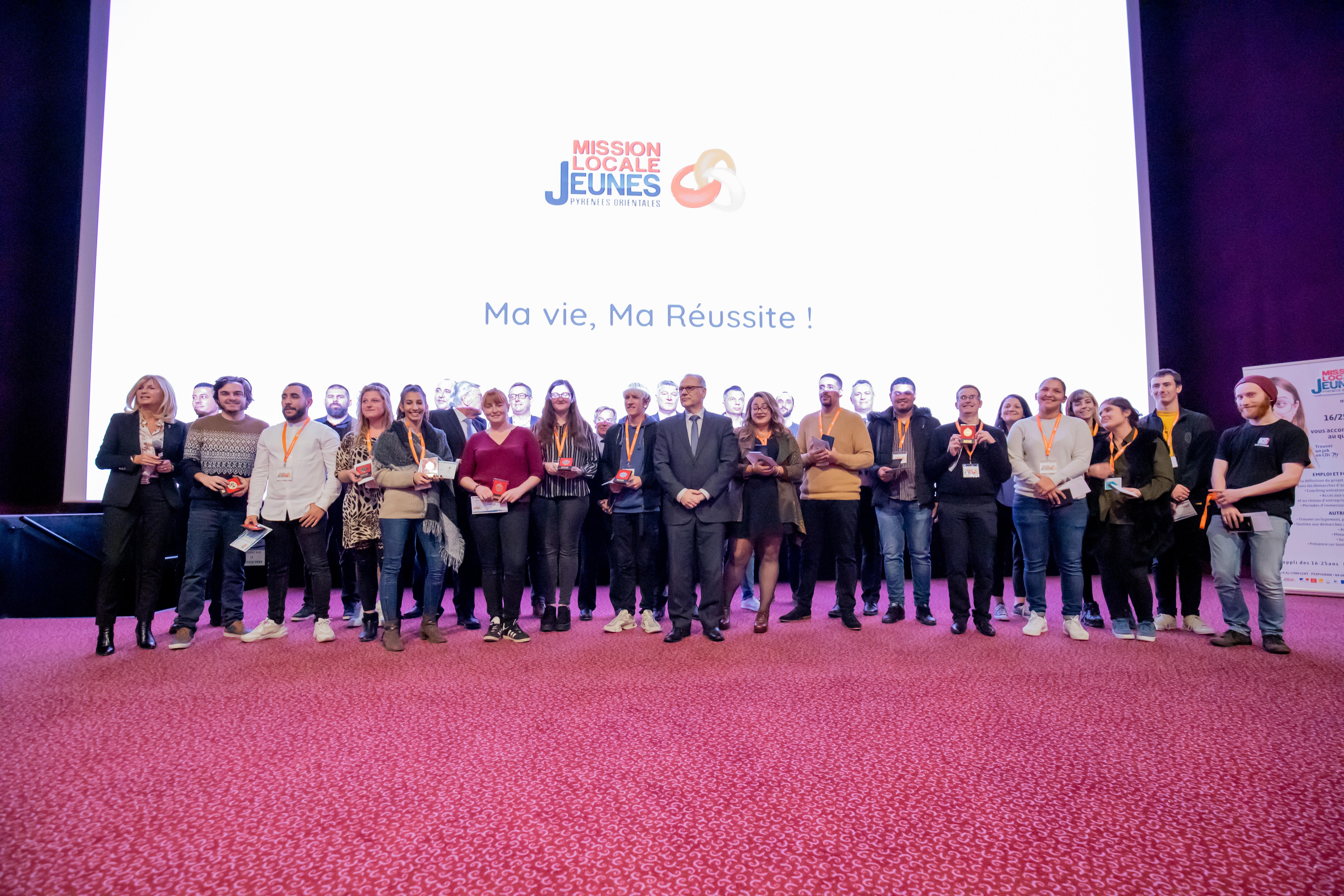 soiree des reussites mlj po 2019